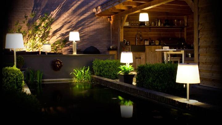 objetivo iluminar nuestra terraza - Iluminacion Terrazas