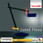 LOTEK de ARTEMIDE, nuevo diseño