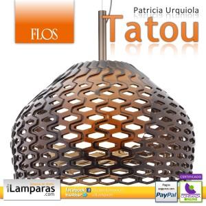 Tatou de Flos, diseñado por Patricia Urquiola