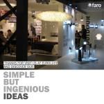 Faro Barcelona muestra su filosofía en Euroluce 2013