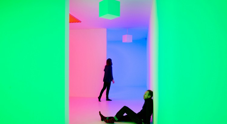 La luz en el arte: Chromosaturation